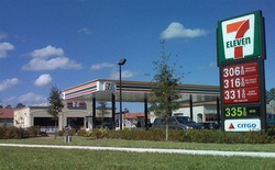 Triple net leased 7 eleven for sale, gas stations for sale, ground lease investments, 1031 properties for sale