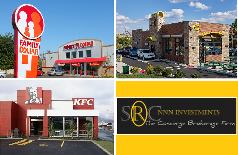 Triple net lease properties for sale
